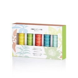 Collection Aromacologie 5x30ml