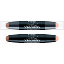 SECRETS OF CONTOURING DUO CONTOUR & HIGHLIGHTER