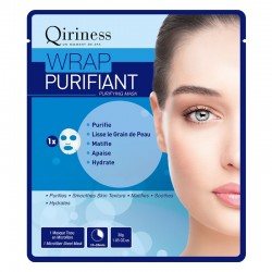 Wrap Purifiant - Masque Microfibre Purifiant