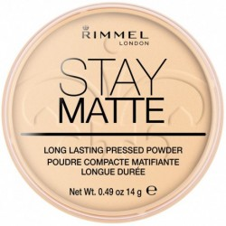 STAY MATTE LONG LASTING PRESSED POWDER