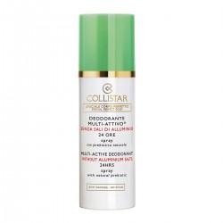 Déodorant Multi-Actif® SANS SELS D'ALUMINIUM 24 Heures spray avec prébiotique naturel