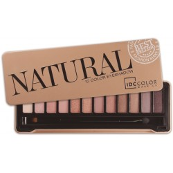 PALETTE NATURAL 12 COLOR EYESHADOW