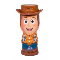 Toy Story 4 Woody GEL DOUCHE ET SHAMPOING