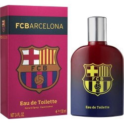 AIRVAL - FC BARCELONA EDT CLASSICO 100 ML