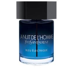 La Nuit De L'Homme Bleu Electrique
